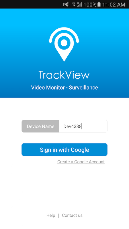 TrackView - User Manual